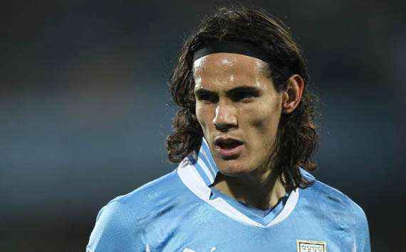 Edinson Cavani unsure about future