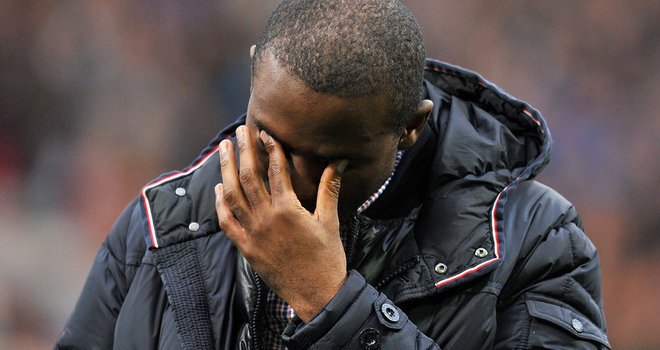Sad day for football as Fabrice Muamba is forced to retire