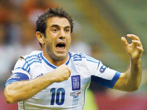 Giorgos Karagounis attracting Fulham interest