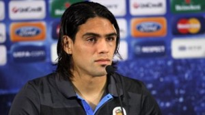 Radamel Falcao is hot property