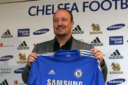 Chelsea pick up first Premier League under Benitez