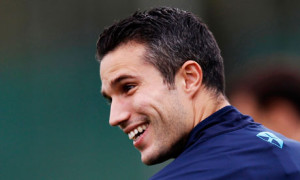 Robin van Persie scored a brace in Manchester United's 4-0 win at Wigan
