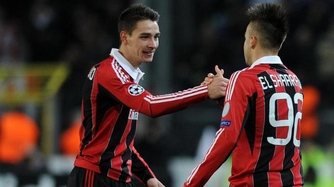 De Sciglio and El Shaarawy, the new columns