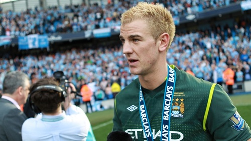 City keeper Joe Hart had a nightmare as the champions were defeated 3-1 by Southampton
