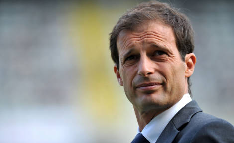 "AC Milan, Allegri: ""We have to reach the second place"""