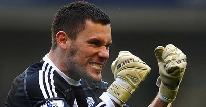 Ben Foster was outstanding for West Brom as the Baggies defeated Liverpool 2-0