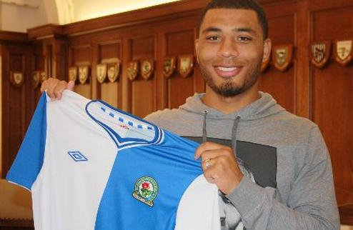 Colin Kazim-Richards scored the winner for Blackburn at Arsenal
