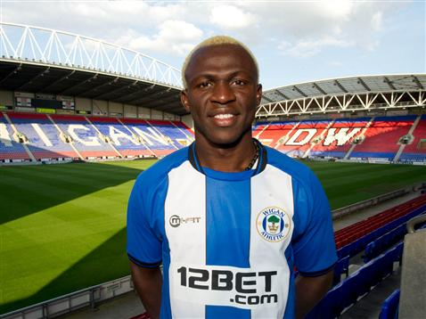 Arouna Kone scored the winner in Wigan's 2-1 victory over Newcastle