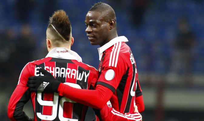 El Shaarawy about Balotelli: we are the new Italy