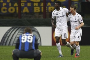 Inter scratch the feat, but Adebayor took them out