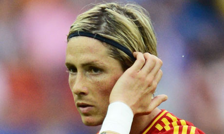 Fernando Torres scored the winner in Chelsea's 3-1 victory over Steaua