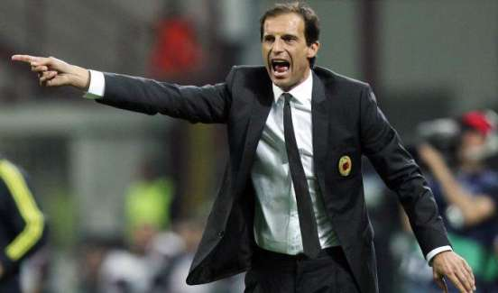 Allegri about AC Milan, Balotelli and racism