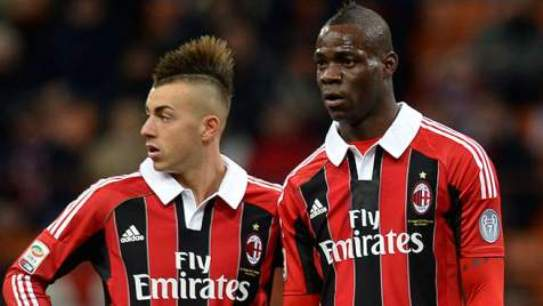 Balotelli makes AC Milan forget Barcelona