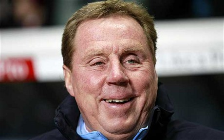 Can Harry Redknapp help QPR complete the great escape?