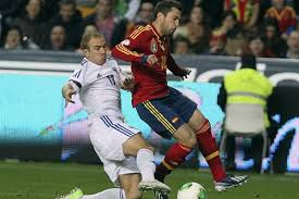 Xavi will make it to the match of Paris against France; however Jordi Alba is out injured