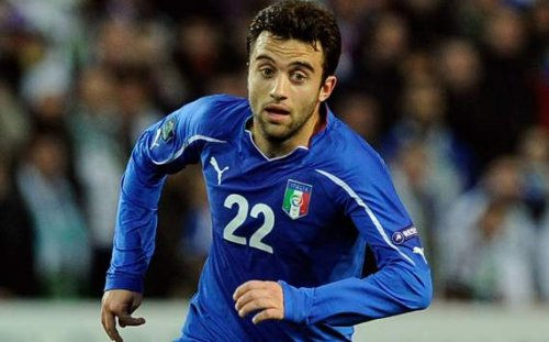 Fiorentina: Pepito Rossi arrived