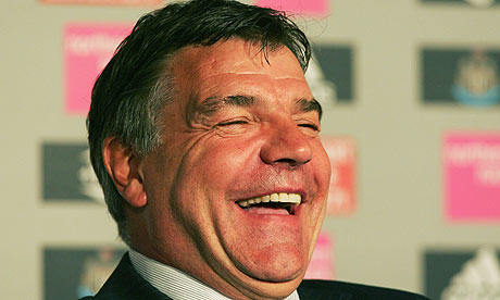 Sam Allardyce looks set to sign a new deal with West Ham