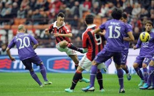 Fiorentina-AC Milan and the referee