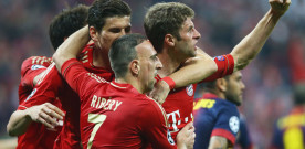 The unstoppable Bayern crashed Barça, who became a puppet. Barcelona will need a miracle at Camp Nou