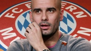 Pep Guardiola, new coach of Bayern Munich