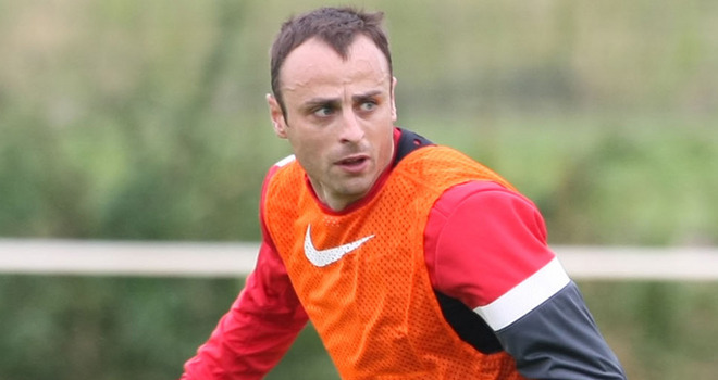 Dimitar Berbatov scored twice in Fulham's 3-2 victory over QPR