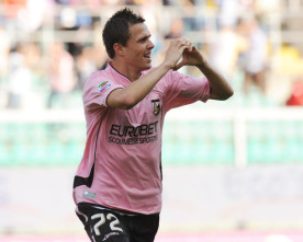Josip Ilicic and Palermo