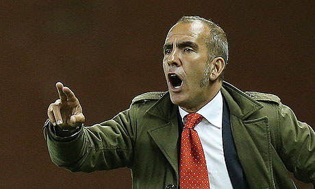 Paolo Di Canio will be hoping to secure his first victory as Sunderland boss against Newcastle on Sunday