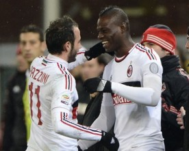 AC Milan maintains the third place