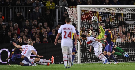 """Barcelona 1-1 PSG: With a lot of suffering, the """"Blaugranas"""" qualified to the semifinals of Champions League"""