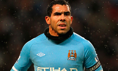 Carlos Tevez is being linked with a move to PSG