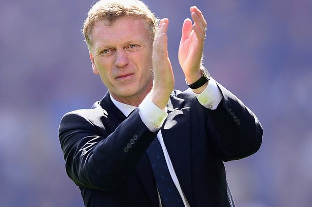 David Moyes has been confirmed as the new Manchester United boss