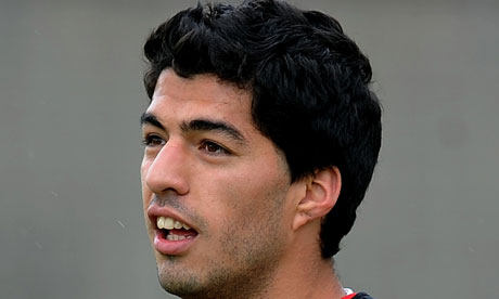 Luis suarez could leave Liverpool this summer