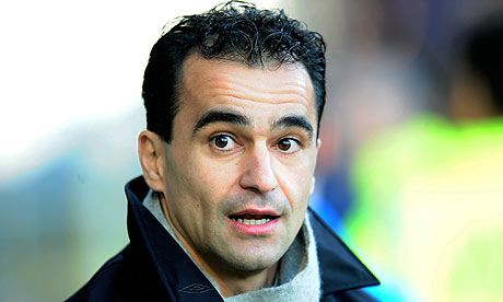 Roberto Martinez could leave Wigan now that Wigan have been relegated