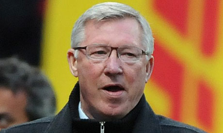 Manchester United boss Sir Alex Ferguson is retiring at the end of the season