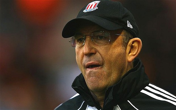Tony Pulis has left Stoke after seven years