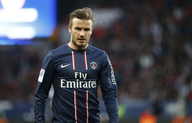 David Beckham will retire from football at the end of the season