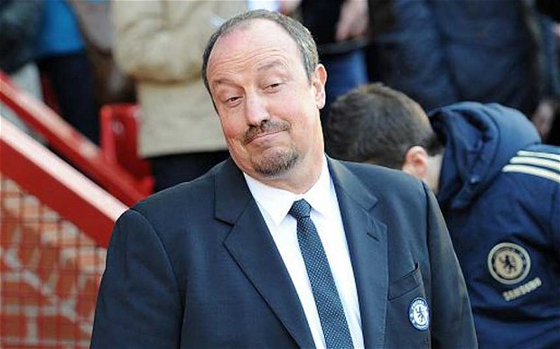 Interim boss Rafa Benitez could confirm the clubs Champions League spot with a win at Aston Villa