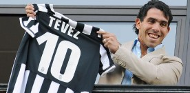 Official: Tevez is a Juventus player