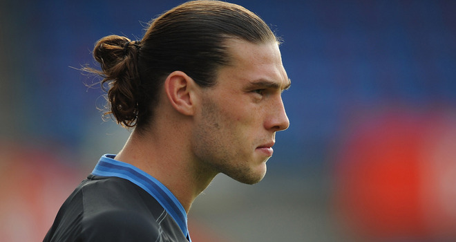Andy Carroll is set to join West Ham