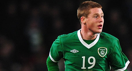 James McCarthy is being linked with a move to Everton