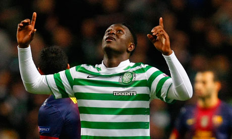 Victor Wanyama is being linked with a move to the Premier League