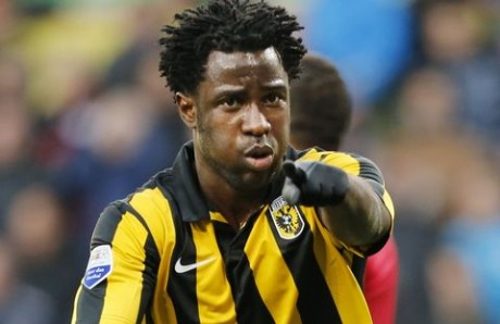 Wilfired Bony is being linked with a move to Swansea