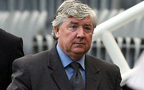 Joe kinnear has been appointed as Newcastle director of football