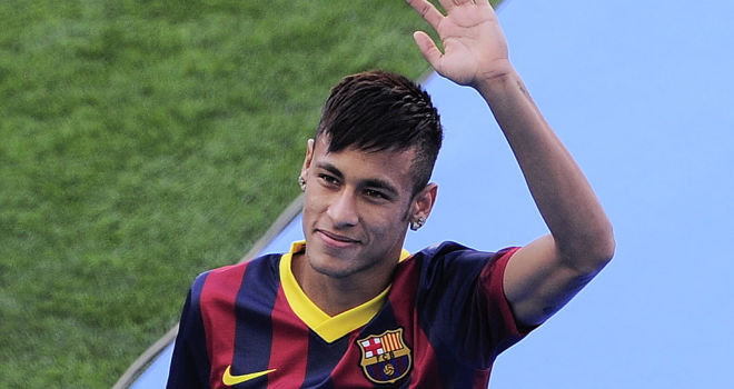 Neymar has made a big money move to Barcelona