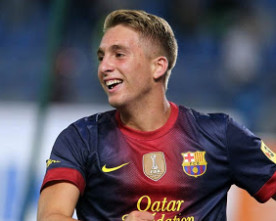 Everton sign Barcelona starlet, as Norwich complete double swoop
