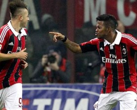 AC Milan: El Shaarawy is the first new arrival, Robinho could leave