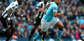 Manchester City ease past Newcastle