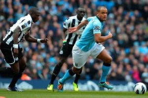 Manchester City-Newcastle