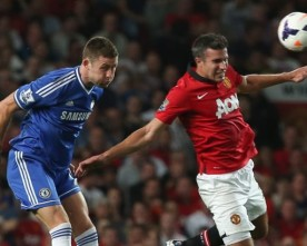Manchester United and Chelsea level it out