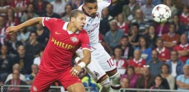 Champions League Play-Offs Round Up